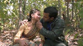 Indian Web Series Jungle Me Mangle Season 1 Episode 1 Uncen With Zoya Rathore, Sapna Sappu And Anmol Khan