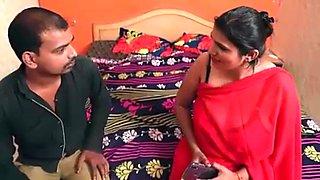 Indian big boobs agent mona latest hot hindi web series